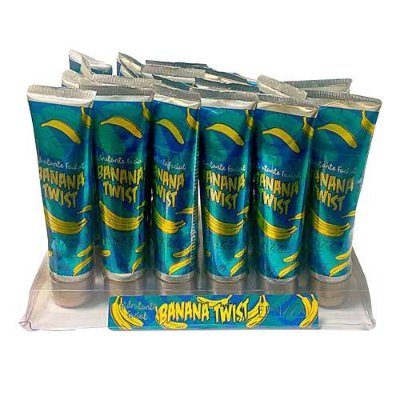 Hidratante Facial Banana Twist Fenzza FZ37039 - Box c/ 24 unid