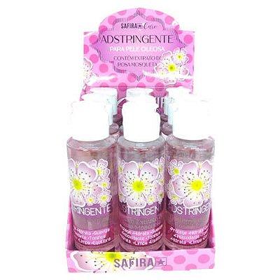 Adstringente Rosa Mosqueta Safira Care - Box c/ 09 unid
