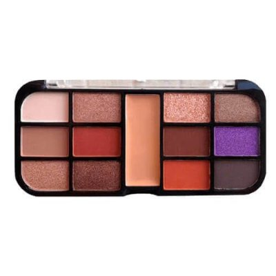 Paleta de Sombras & Primer Use Day By Day SP Colors SP160