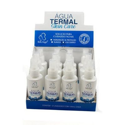 Água Termal Skin Care Belle Angel I019 - Box c/ 12 unid
