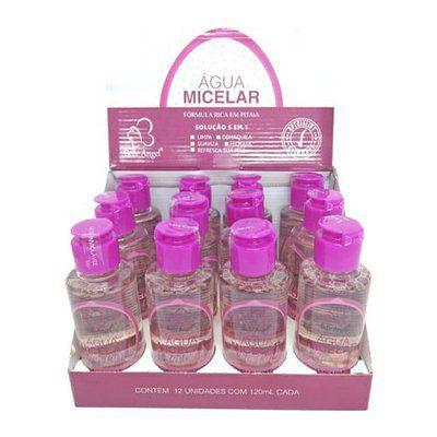 Água Micelar Skin Care Belle Angel I018 - Box c/ 12 unid
