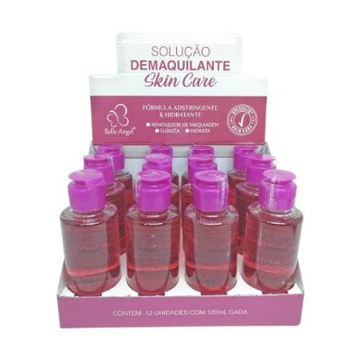 Demaquilante Skin Care Belle Angel I020 - Box c/ 12 unid