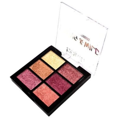 Paleta de Sombras Young & Wild Pink 21 Cosmetics CS2357