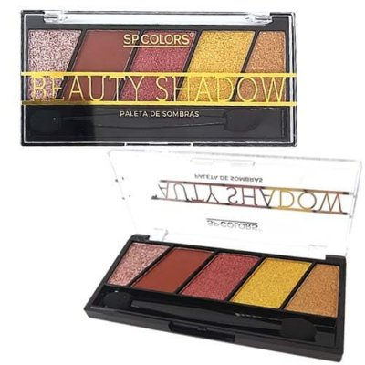 Paleta de Sombras Beauty Shadow SP Colors SP159