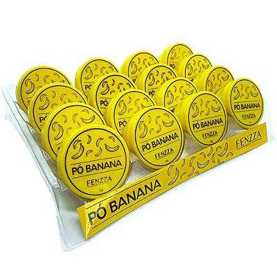 Pó de Banana Fenzza FZ34014 - Box c/ 16 unid