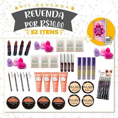 Revenda por R$10,00 - 52 Itens