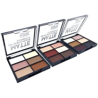 Paleta de Sombras Matte Miss France MF-8424