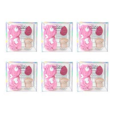 Kit de Maquiagem e Limpeza Facial Mandala FP-053 – Pcte c/ 06 unid