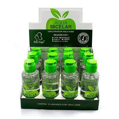 Água Micelar com Extrato de Maçã Verde Belle Angel I021 - Box c/ 12 unid