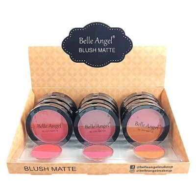 Blush Matte Duo Belle Angel B017 – Box c/ 12 unid