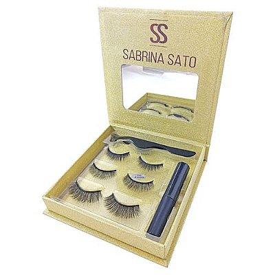 Kit de Cílios Postiços 5D-F026 Sabrina Sato SS-1298