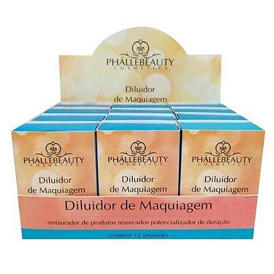 Diluidor de Maquiagem Phállebeauty PH001 – Box c/ 12 unid