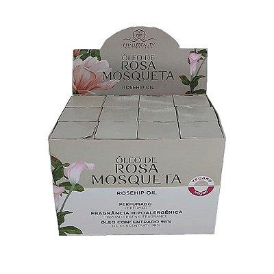 Óleo de Rosa Mosqueta Phállebeauty PH00150 – Box c/ 12 unid