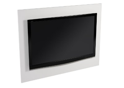 Painel para TV Falkk Unique Branco
