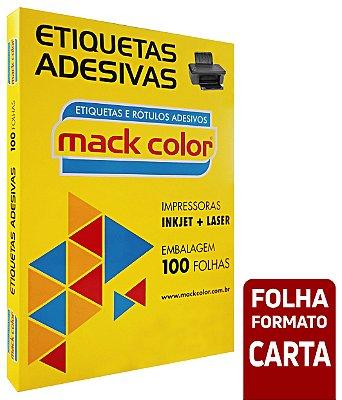 Etiqueta CARTA 6085 216x279,4mm inkjet/laser