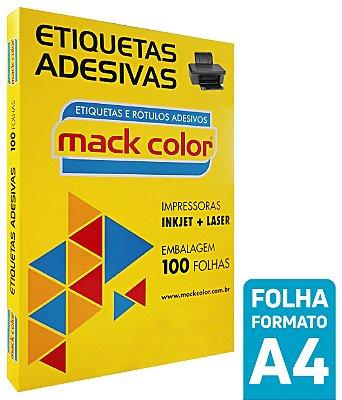Etiqueta A4 4367 210x297mm inkjet/laser