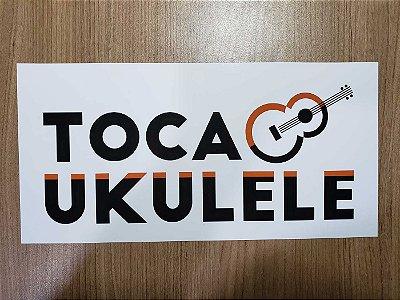 Placa Toca Ukulele