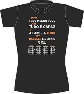 Camisa Todo Mundo Pode [ENCOMENDA]