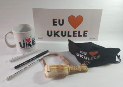 Kit Especial - Amante do Ukulele