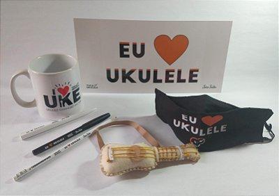 Kit Especial - Amante do Ukulele