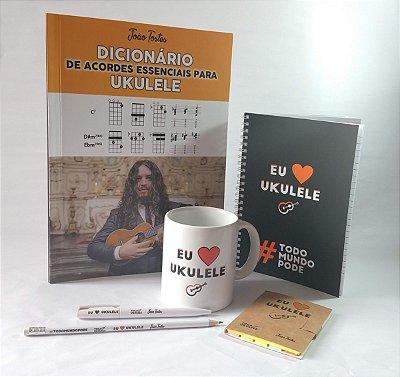 Kit de Estudos UTU + Dicionário de Acordes