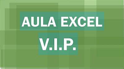 Treinamento de Excel Avançado VIP