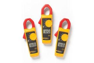 Alicate Amperímetro 400a – 600v – Fluke 302+