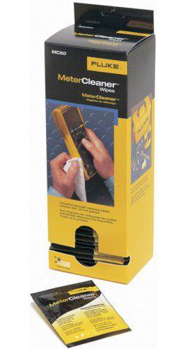 Lenços para  Limpeza Metercleaner (Embalagem C/ 50)