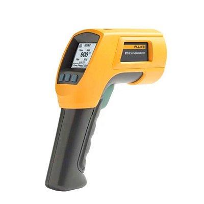 Termômetro Digital Infravermelho com Laser Duplo FLUKE 572-2