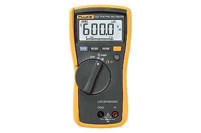 Multimetro Basico Eletricista FLUKE 113