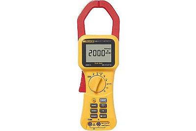 Alicate Amperímetro 2000a Ac/Dc Trms Tensao - FLUKE-355