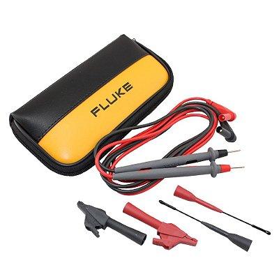 Jogo de Pontas de Teste, Eletrônica Básica - FLUKE TL80A