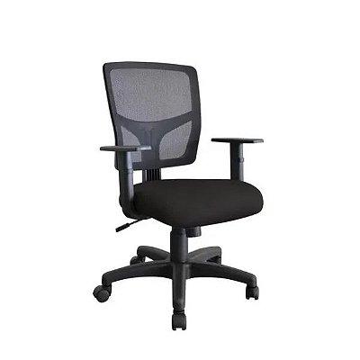 Cadeira Escritório Giratória Secretária Executiva Eco Tela