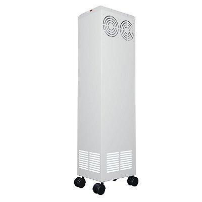Solutti Air Turbo Purificador de Ambientes Com Filtro HEPA