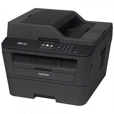 Impressora Multifuncional Brother MFC L2740 DW Laser