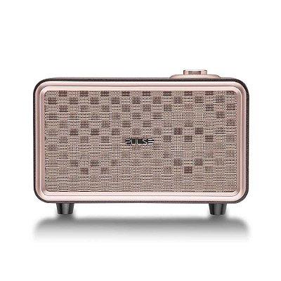 Retro Pulse Bluetooth Speaker Presley - SP367 SP367