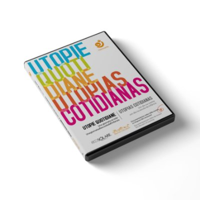 DVD Utopias Cotidianas