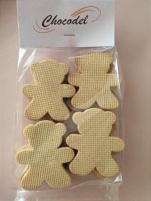 Biscoito Ursinho  Especiarias - 260g (23 unidades) - 6cm