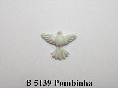 Molde de silicone Pomba (3,6cm)