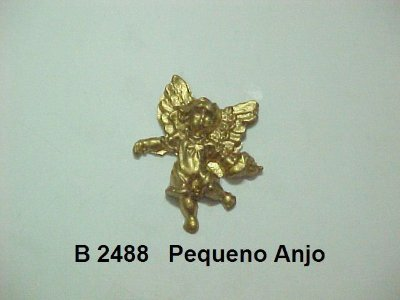 Molde de silicone Pequeno Anjo