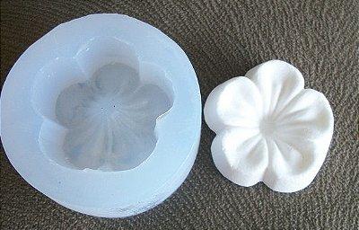 Molde de Silicone Flor (3,5cm)