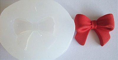 Molde de Silicone Laço (2,8cm)