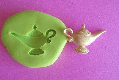 Molde de Silicone Lâmpada Aladdin (2,6 cm)