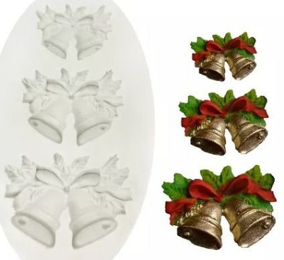 Molde de silicone Sino Natal