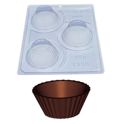 Forma Cupcake (3 partes) BWB 35gr