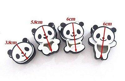 Cortadores de biscoito Pandas, 4 modelos