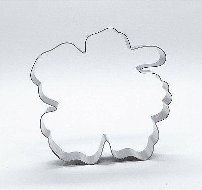 Cortador de biscoito Flor de Hibisco