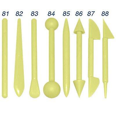 Jogo de Estecas tamanho GRANDE (8 peças)