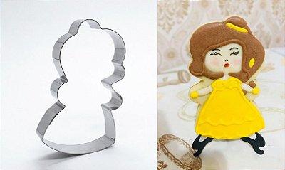 Cortador de biscoito Princesa 1