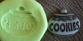 Molde de Silicone Pote (2cm)